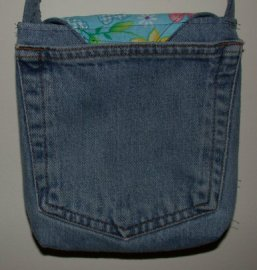 Recycle Denim - Free Sewing Patterns and Projects That are Ways to